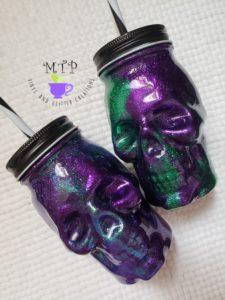 Skull Tumbler Cups